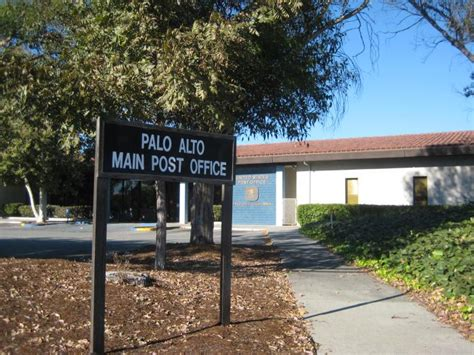 u s post office palo alto california