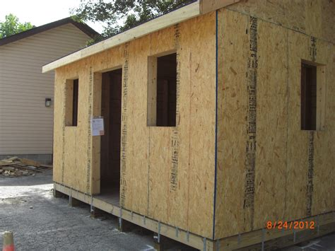 Shed Sheathing church of the holy family clothing shed construction