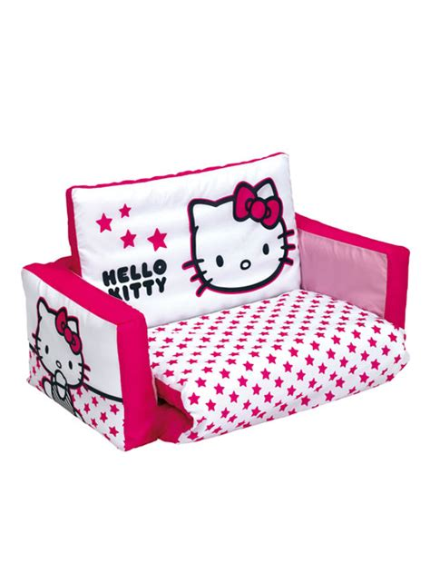 hello kitty couches childrens flip out sofa bed sofa beds
