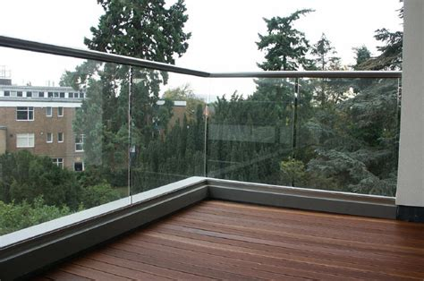 Glass Balconies in Hereford   Glass Balustrades