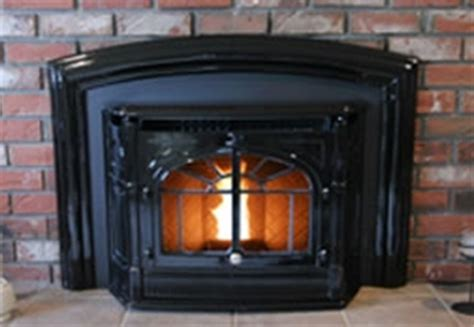 Zero Clearance Pellet Fireplace by Oregon Hearth Patio And Barbecue Association Hearth And