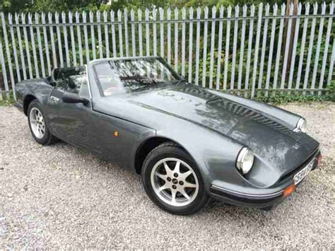 Tvr S2 0 60 Tvr 1989 S2 290 2 9i Great Drive Condition