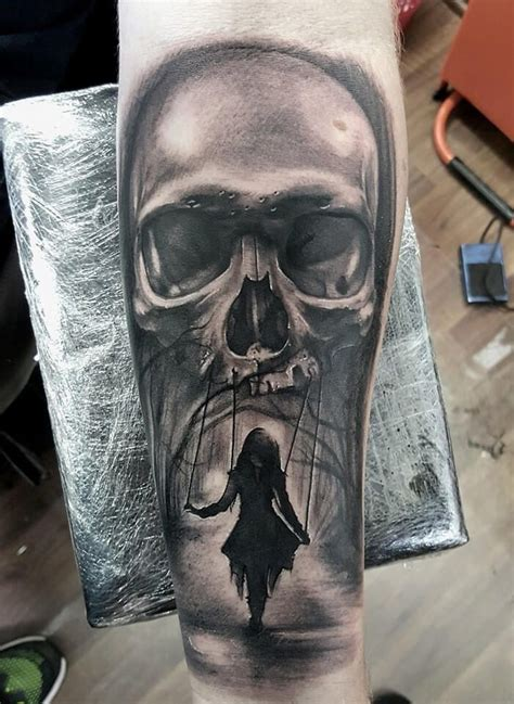 1000 ideen zu totenkopf tattoo auf pinterest kompass