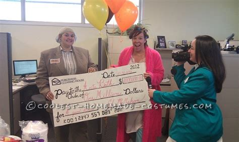 Publishers Clearing House Costume - great last minute group costume publishers clearing house prize patrol