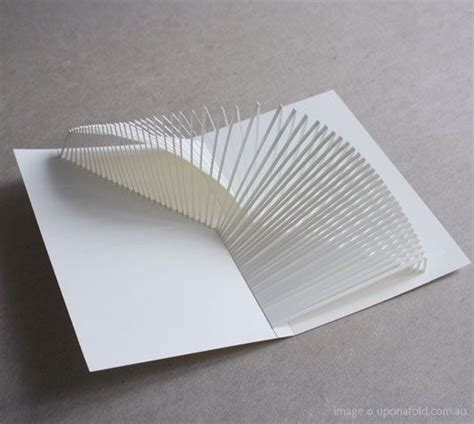 Architectural Paper Folding - kirigami architecture search patterns