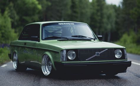 super cars news volvo  custom  patrick lindgren
