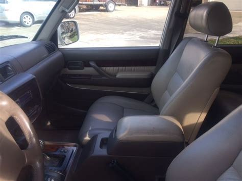 lifted lexus sedan jt6hj88jxt0148969 1996 lexus lx450 4x4 lifted 35 quot tires