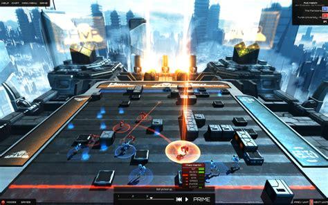 futuristic sports future sports is back in frozen endzone usgamer
