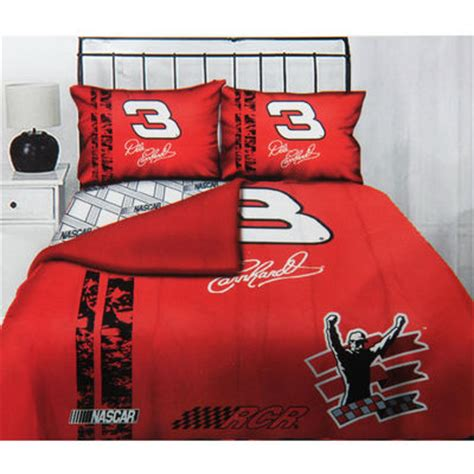 nascar bedding object moved