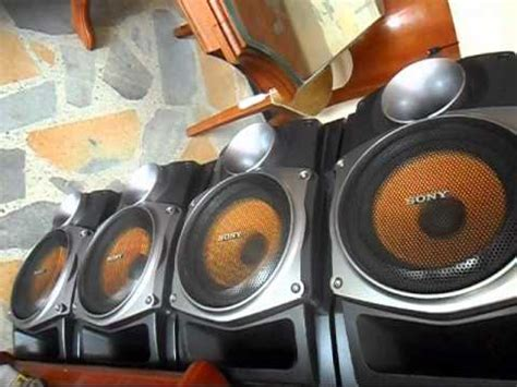 melhor aparelho de som da sony ja lancadosony fst zux