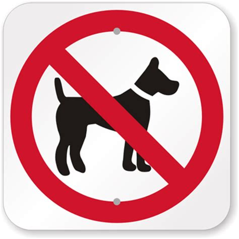 no puppies no symbol sign ships fast hassle free made in usa sku k 7277