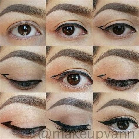 makeup tutorial eyeliner for hooded eyes hooded eyes makeup beauty hacks tips tricks tutorials