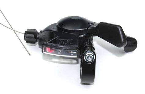 Fd Shimano Acera M310 Speed Cl Bawah shimano acera sl m310 rapid shift lever 3x8 speed shifter cable set trigger ebay
