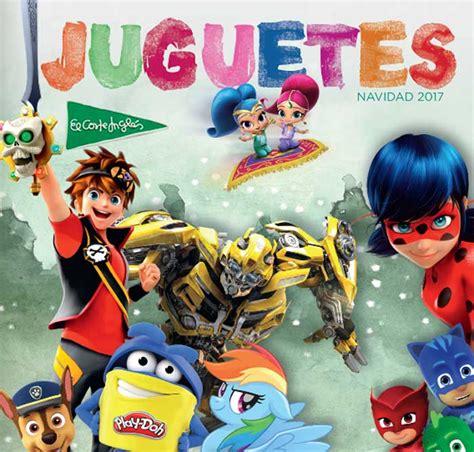 catalogo juguetes corte ingles cat 225 logo juguetes el corte ingl 233 s 2017 online 161 ya disponible