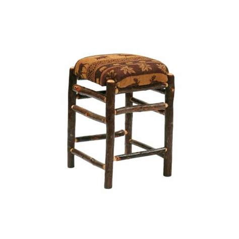 Fireside Lodge Bar Stools by Hickory Square Counter Stool