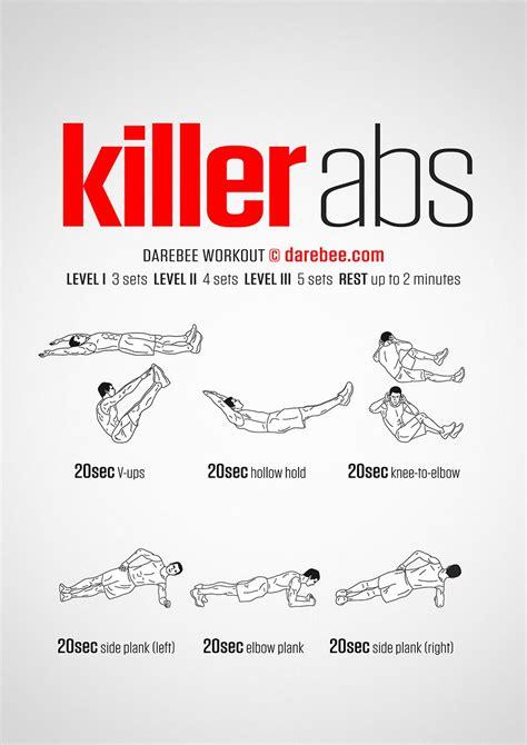 killer abs workout posted  customweightlossprogram