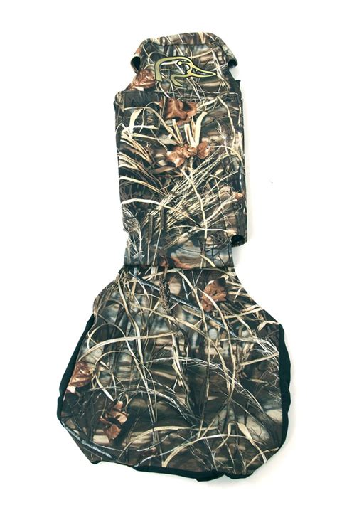 duck camo seat covers ducks unlimited universal fit seat cover neoprene