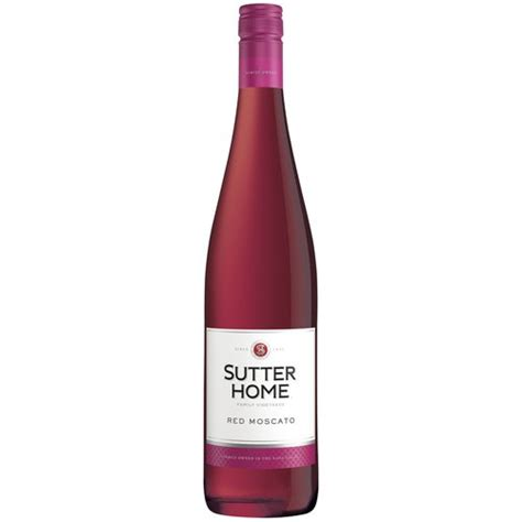 sutter home moscato wine 750 ml walmart
