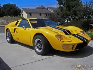 Fiero Kit For Sale Fiero Gt 40 Kit Car