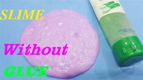 slime  glue  easy diy slime  glue youtube