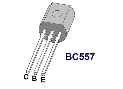 transistor bc557 pin configuration transistor bc557 npn 28 images transistor bc557 pnp bc557 p n p transistor complementary