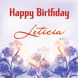 Happy Birthday Happy Birthday Leticia