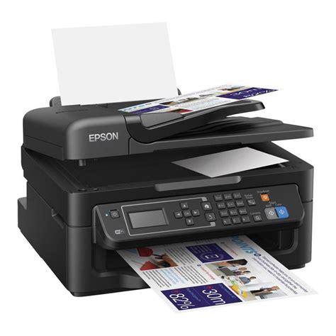 impresora multifunci 243 n tinta epson workforce wf 2630wf fax