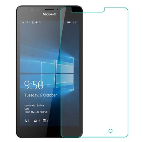 Microsoft Lumia 650 Xl screen protector tempered glass for nokia microsoft lumia 650 550 950 xl 530 620 625 640