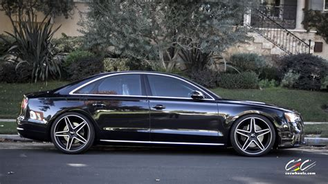 Audi A8 Custom by Audi A8 2015 Tuning Johnywheels