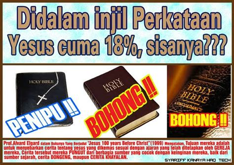 Para Priyayi Asli Buku Sastra yesus kristus akan datang kembali bible adalah buku