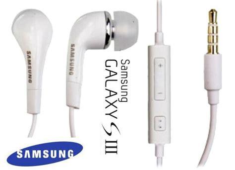 Earphone Samsung Galaxy samsung galaxy s3 iii free headphones earphones