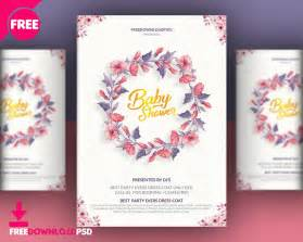 Baby Shower Invitations Templates Free by Baby Shower Invitation Templates By Freedownloadpsd On