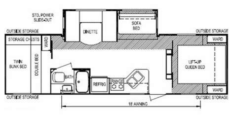 aljo travel trailer floor plans aljo trailers floor plans best free home design idea
