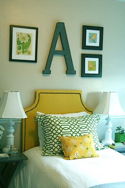 Green And Yellow Bedroom by Emerald City Why I M Crushing On Greens The