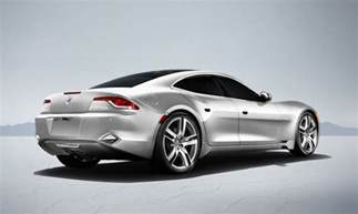 Electric Vehicles Karma You Can Now Get A Fisker Karma At Half Its Original Price