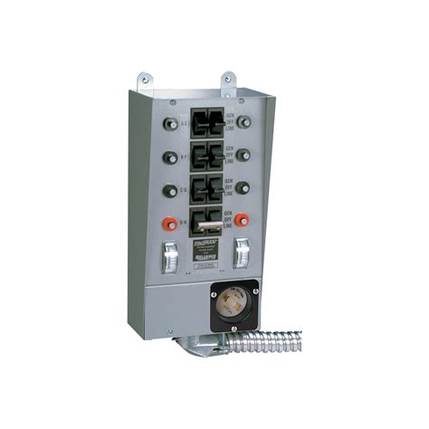 Switch Genset product reliance loadside generator transfer switch 30