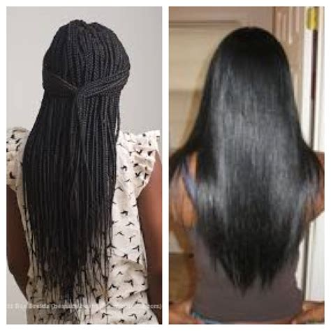 does plaiting the hair make it grow long best way to make your hair grow with braids youtube