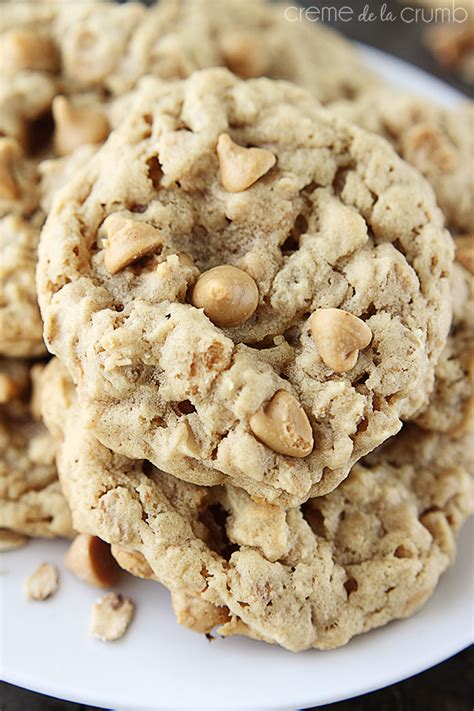 peanut butter oatmeal treats peanut butter oatmeal cookies recipe dishmaps