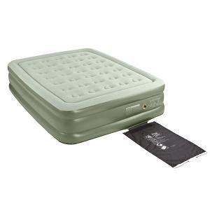 coleman quickbed high air mattress cingcomfortably