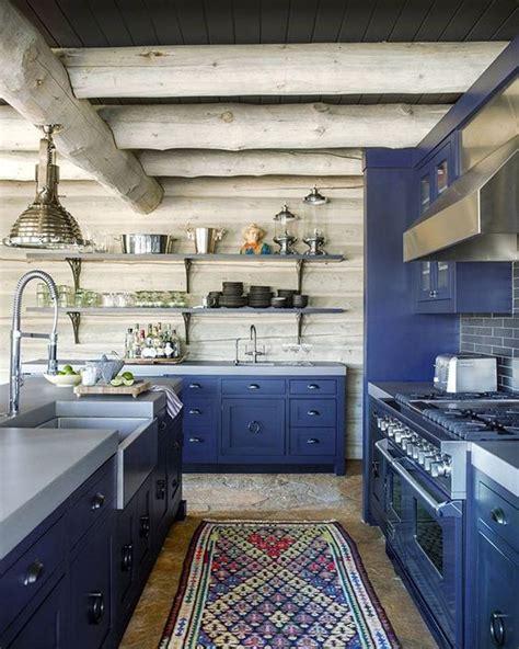 blue kitchen design 50 blue kitchen design tips decor advisor