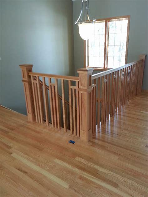 wright style frank lloyd wright style railing mystairways