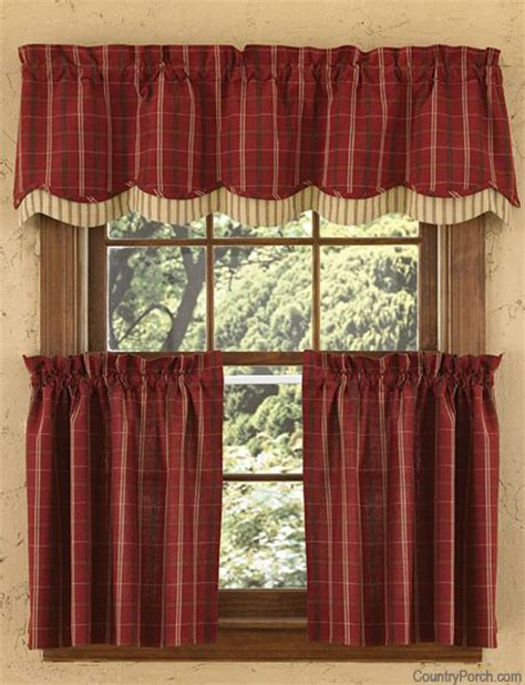 wine curtains valances adamstown wine layered curtain valance house and home