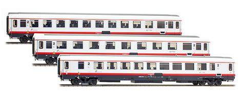 carrozze frecciabianca trenimini il modellismo ferroviario a roma fs set tre