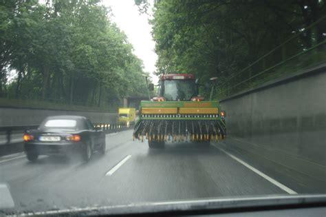 beleuchtung landwirtschaft stra 223 enverkehr gefahr erkannt