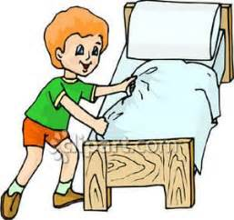 clean bedroom clipart clipart suggest