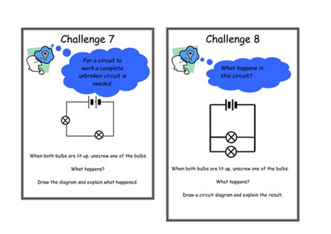 circuits ks2 series and parallel circuits by jrsehenderson teaching
