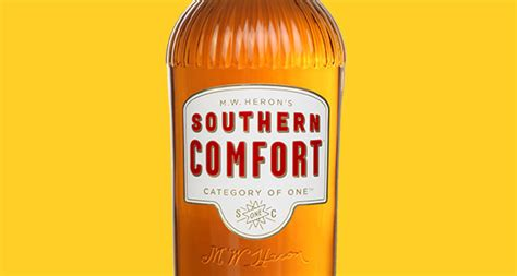 southern comfort magazine southern comfort unveils new comfortable packaging