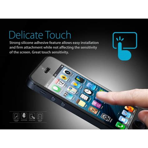 Tyrex S Glass Screen Protector Iphone 5 5s Iphone 5c tyrex tempered glass for iphone 5 5s se lazada indonesia