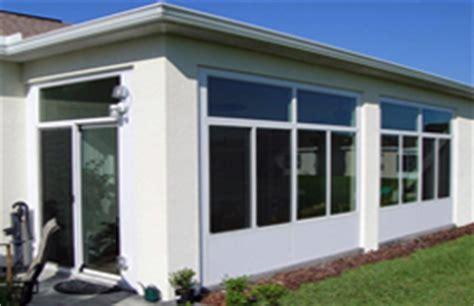 Adding A Florida Room Patio Enclosures Glass Room Enclosures And Acrylic Room