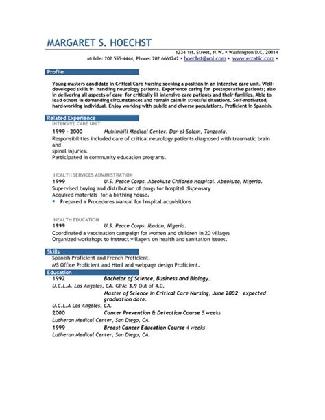 easyjob resume builder resume templates easyjob form teacherlingo best free